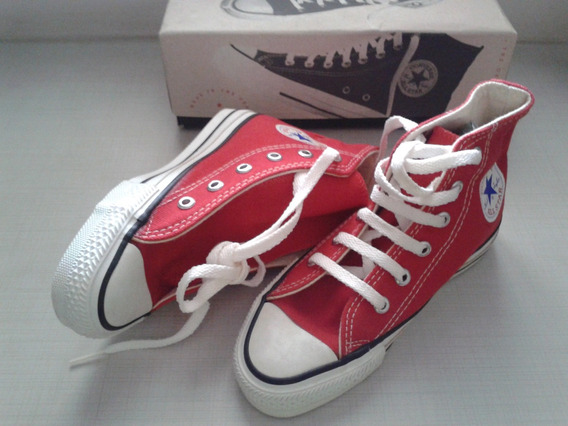 Converse All Star Importado Usa Infantil
