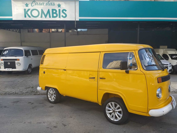 Volkswagen Kombi Furgao Gasolina 1998