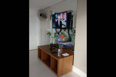 Apartamento Residencial Para Locação, Barra Funda, São Paulo. - Ap2532