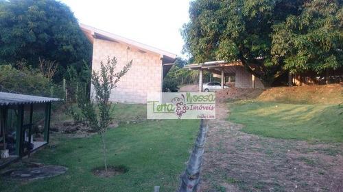 Imagem 1 de 24 de Chácara Com 2 Dormitórios À Venda - Parque Valinhos - Valinhos/sp - Ch0087