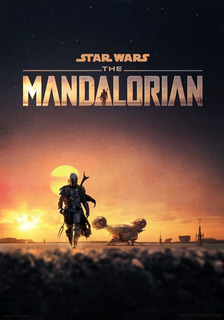 The Mandalorian Temporada 1 Completa Full Hd Digital
