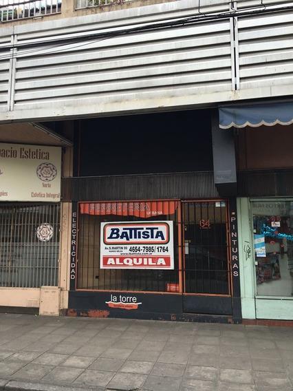 Local En Alquiler En Ramos Mejia Centro