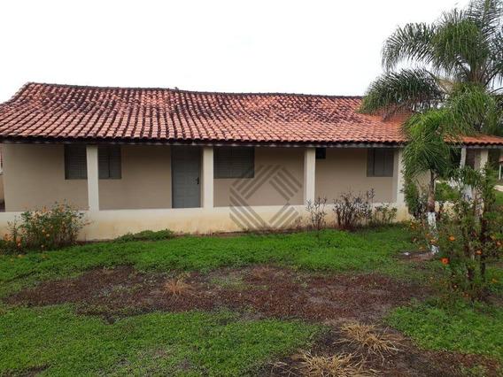 Chácara Zona Urbana Em Alambari - Ch0405
