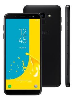 Samsung Galaxy J6 32gb Android 8.0 Vitrine