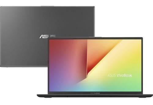 Asus Notebook Vivobook 15 X512fa-br568t Cinza Escuro