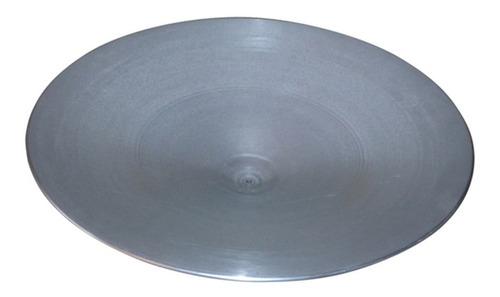 Imagem 1 de 3 de Bateia Para Garimpo Em Aço Galvanizado 30cm - Unidade