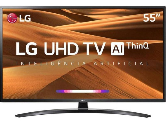 Tv 55 Lg Um7470 Ultra Hd 4k - Smart Tv Thinq Ai