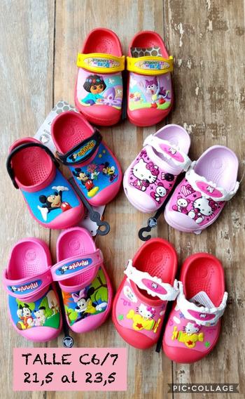 Crocs Disney Originales! Promo X 2 Pares En Stock
