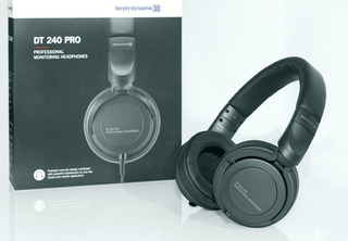 Auriculares Profesionales Beyerdynamic Dt 240 Pro Rd Music