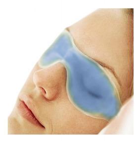 Kit 3 Máscara Gel Olhos Compressa Quente/fria Beleza Diária