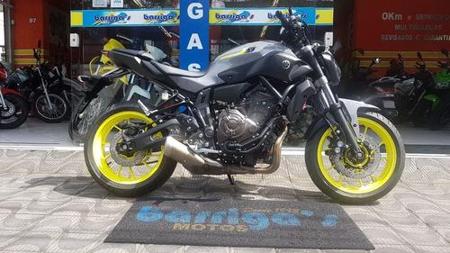 Yamaha Mt 07 Abs 0km 2020/2020 A Pronta Entrega