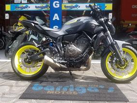 Yamaha Mt 07 Abs 0km 2018/19 A Pronta Entrega