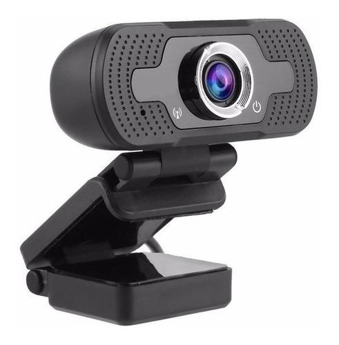 Webcam Full Hd 1080p Usb Câmera Stream Live Alta Resolução