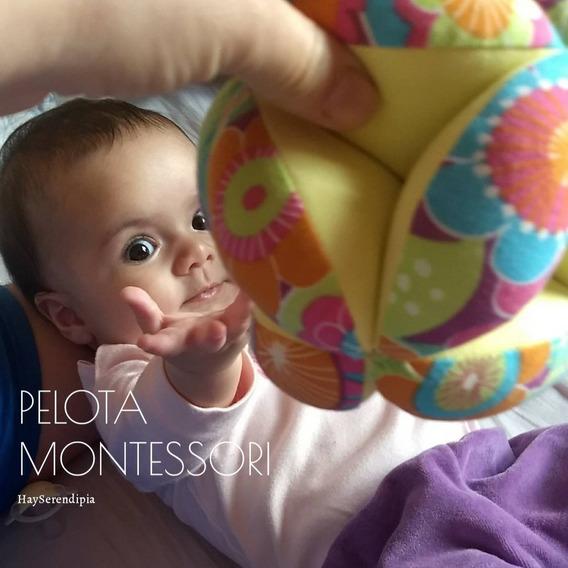 Pelota Montessori, Estimulación Temprana, Didáctica, Waldorf