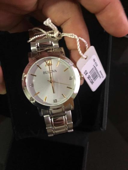 Relógio Bulova Original Usa Miami