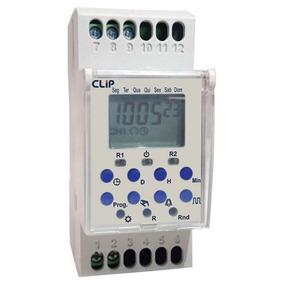 Programador Horário Clb40 Clip
