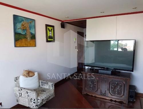 Apartamento No Ipiranga - Ss24932