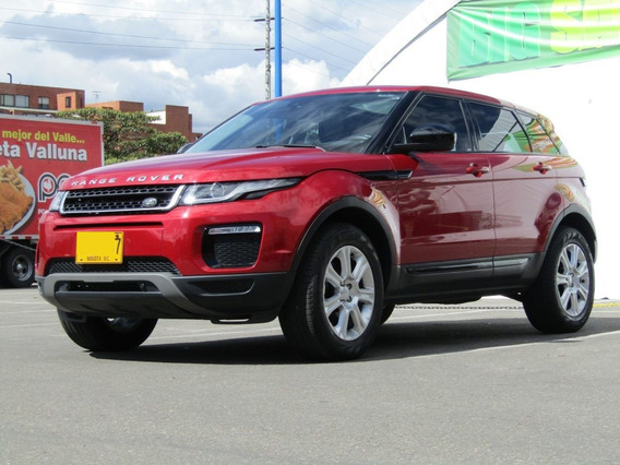 Land Rover Range Rover Evoque Plus At 2000 Aa Ab Tc