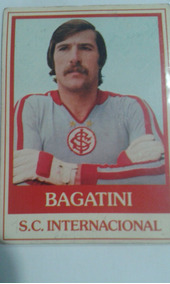 Futebol Cards Ping Pong 244 S.c. Internacional Bagatini