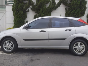Ford Focus 2.0 Ghia Aut. 5p 130 Hp 2005 Completo 2º Dono