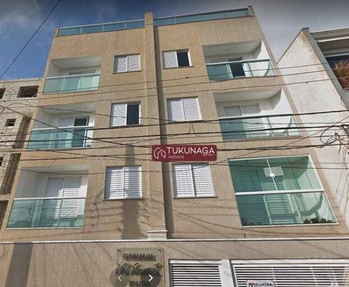 Cobertura À Venda, 170 M² Por R$ 510.000,00 - Vila Nossa Senhora Das Vitórias - Mauá/sp - Co0076