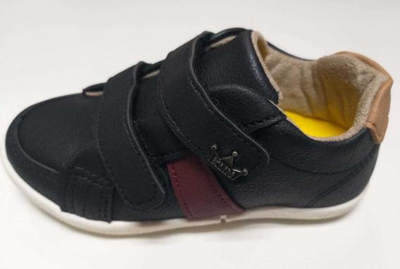 Sapato Infantil Baby Flyer Klin Tamanhos 23 Ao 27 - 21360