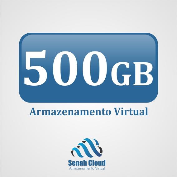 500gb Armazenamento Virtual - Nuvem