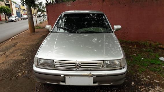 Volkswagen Logus Gli 1.8 Prata 1994
