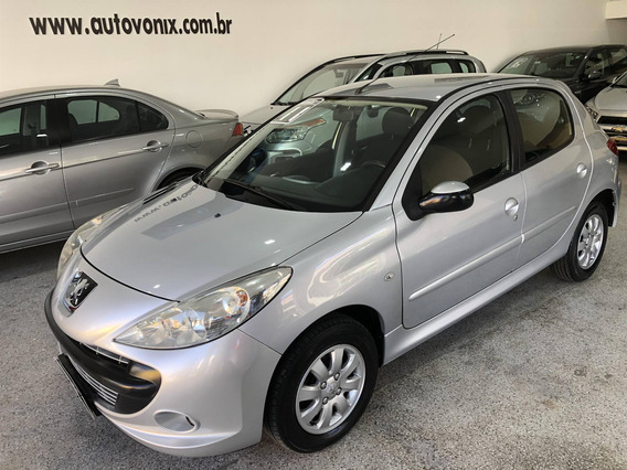 Peugeot 207 Hatch Xr Sport 1.4 2011 8v Flex Manual Raridade