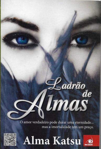 Livro Ladrão De Almas Alma Katsu