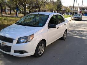 Chevrolet Aveo 1.6 Ls 5vel Aa Mt