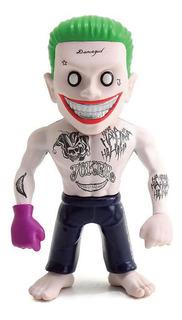 Metals Die Cast The Joker Figura Colección Escuadrón Suicida