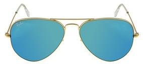 41215d697 Ray-ban Aviador 3025l 112 17 Oculos De Sol Espelhado