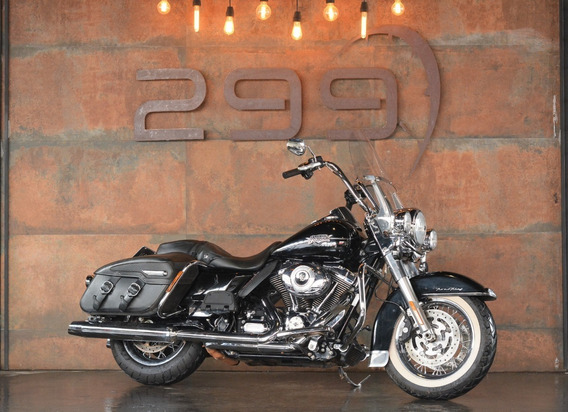 Harley Davidson Road King Classic Flhrc - 2013 Conservada!!!