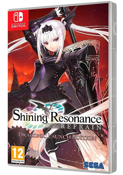 Shining Resonance Refrain Draconic Launch Edition Switch.