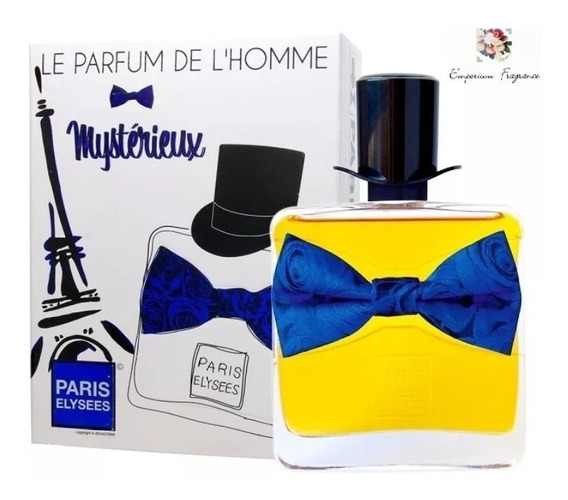 Perfume Mysterieux Original Paris Elysees - 100ml