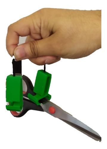 Imagen 1 de 4 de Pack De 3 Pare Clip O Pinzas Sujeta Guantes -construcción