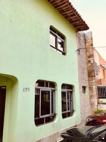 Sobrado Com 5 Dormitórios À Venda, 277 M² Por R$ 1.438.000 - Tatuapé - São Paulo/sp - So1650