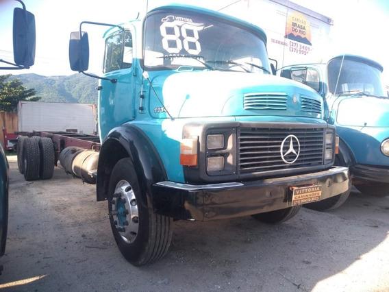 Caminhão Mercedes Benz Mb 1114 Truck - No Chassi