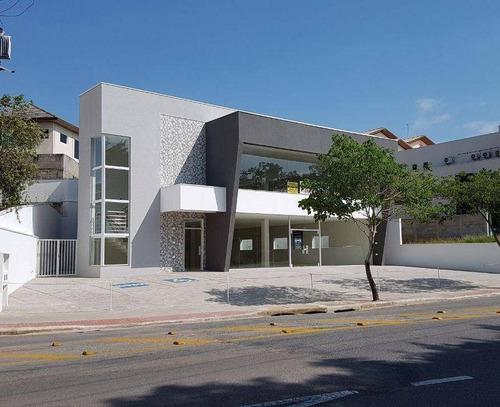 Imagem 1 de 9 de Ponto Comercial Para Venda E Locação, Urbanova, São José Dos Campos. - Pt0069