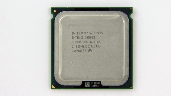 Procesador Intel® Xeon® E5405- 2.00 Ghz- Garantía