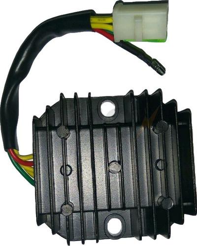 Imagen 1 de 4 de Regulador Rectificador Falcon Nx400 / Virago - Mundomotos.uy