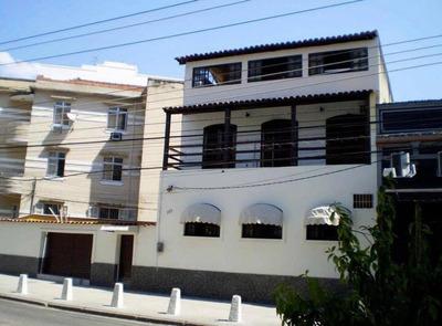 Casa Em Tijuca, Rio De Janeiro/rj De 220m² 6 Quartos À Venda Por R$ 820.000,00 - Ca215758