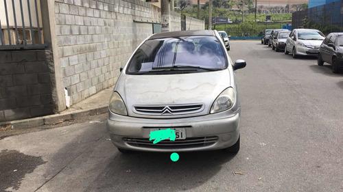 Imagem 1 de 5 de Citroën Xsara Picasso 2002 2.0 Glx 5p