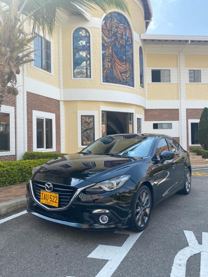 Mazda 3 Grand Touring 2015 Full Equipo Automatico
