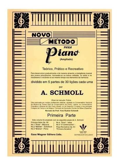 Novo Metodo Para Piano Schmoll