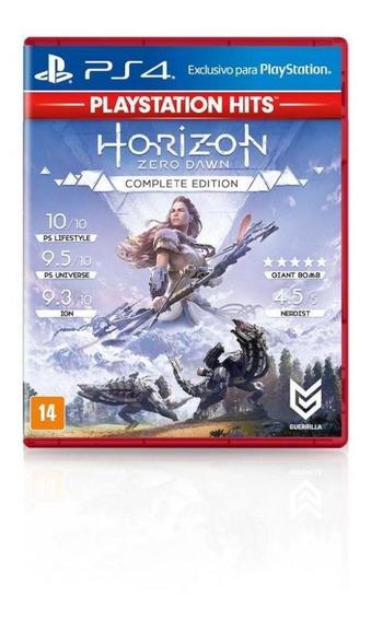 Jogo Game Horizon Zero Dawn Hits - Ps4