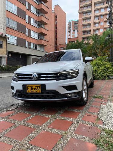 Volkswagen Tiguan 2018 Allspace Comfortline 2.0 Tsi 4motion