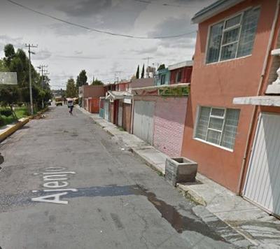 Oportunidad Casa De Remate Bancario En Coacalco