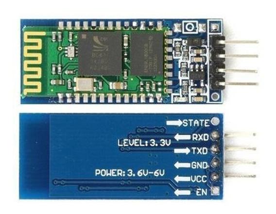 Módulo Bluetooth Hc06 Arduino Android Nodemcu Gng Raspberry